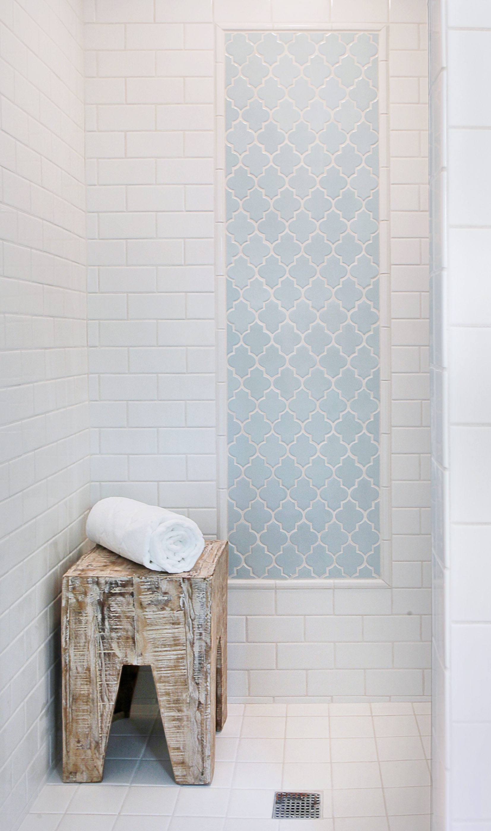 White Subway Tile Bathroom Melissa Morgan Design 3