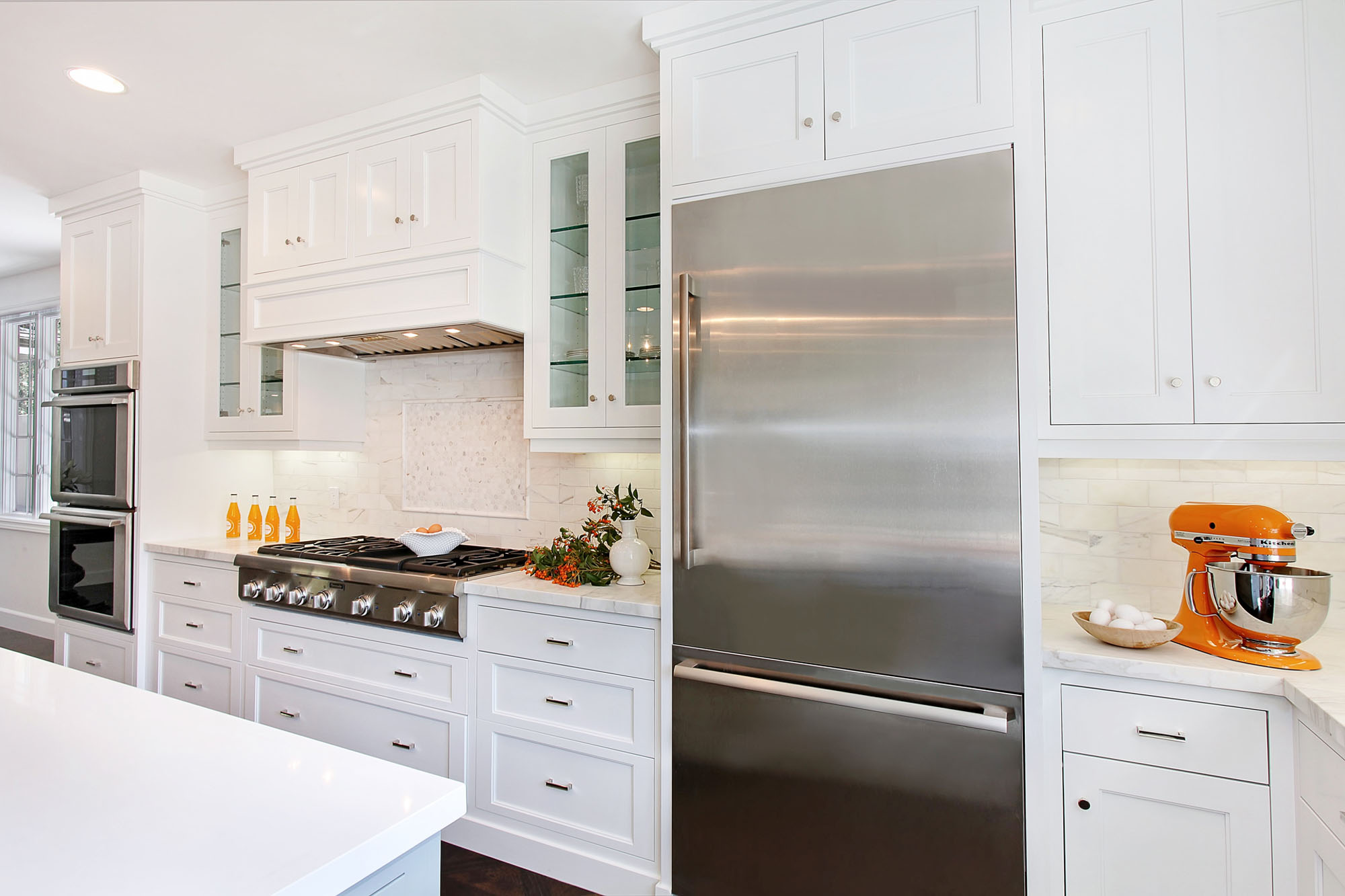White Kitchen Melissa Morgan Design