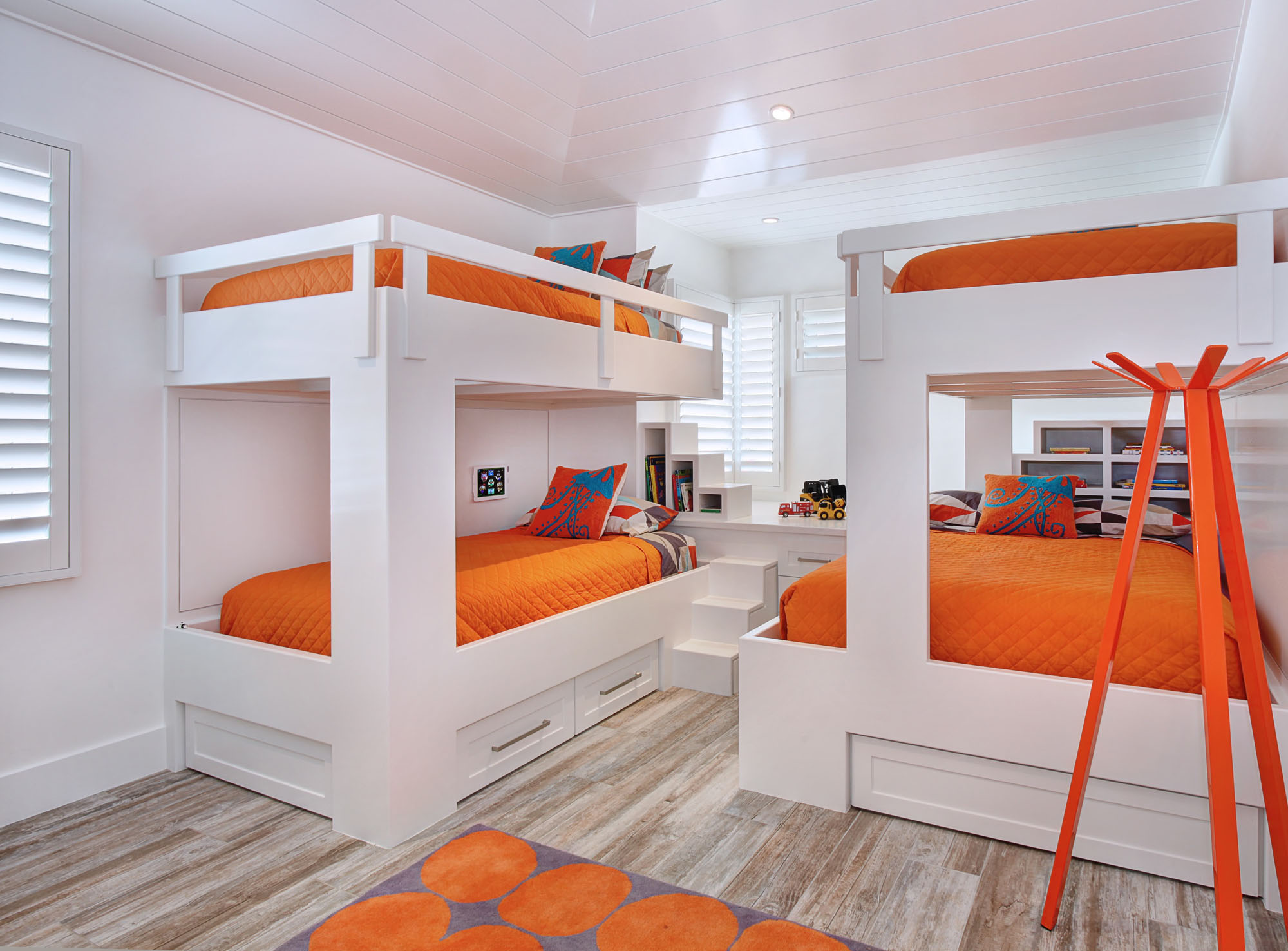 Custom Bunk Bed Melissa Morgan Design