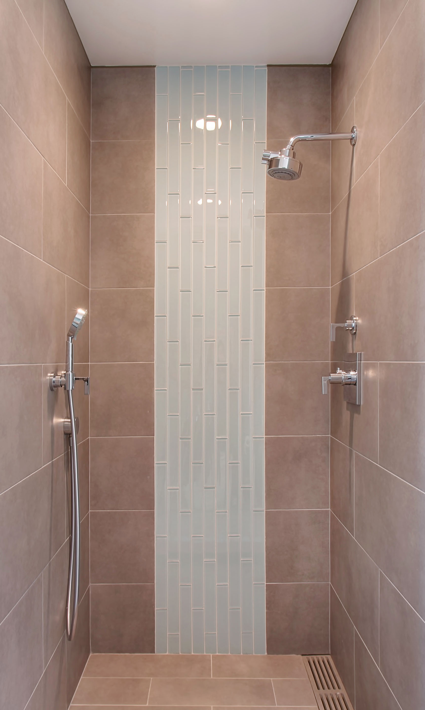 Glass Shower Melissa Morgan Design