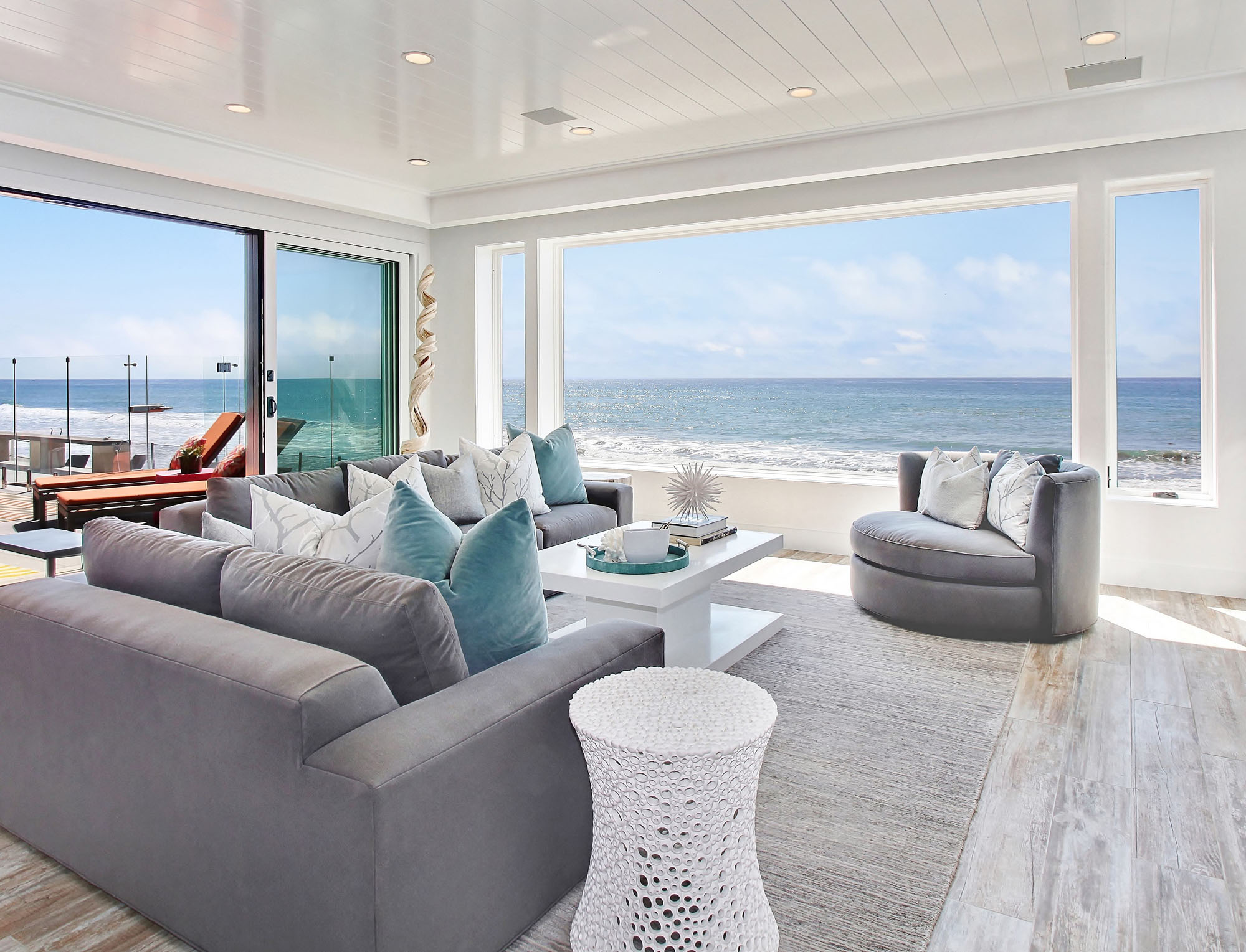 Beach House Laguna Beach Melissa Morgan Design
