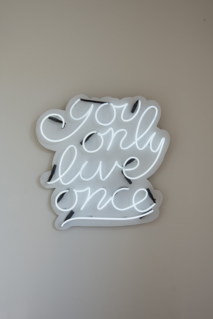 Neon Sign Melissa Morgan Design