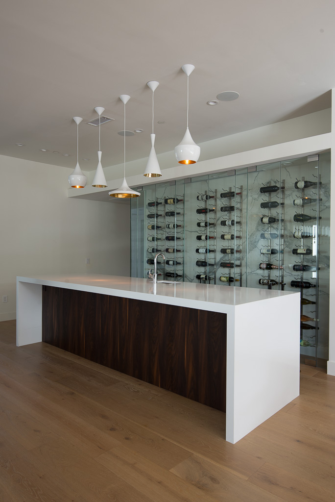 Wine Bar Melissa Morgan Design