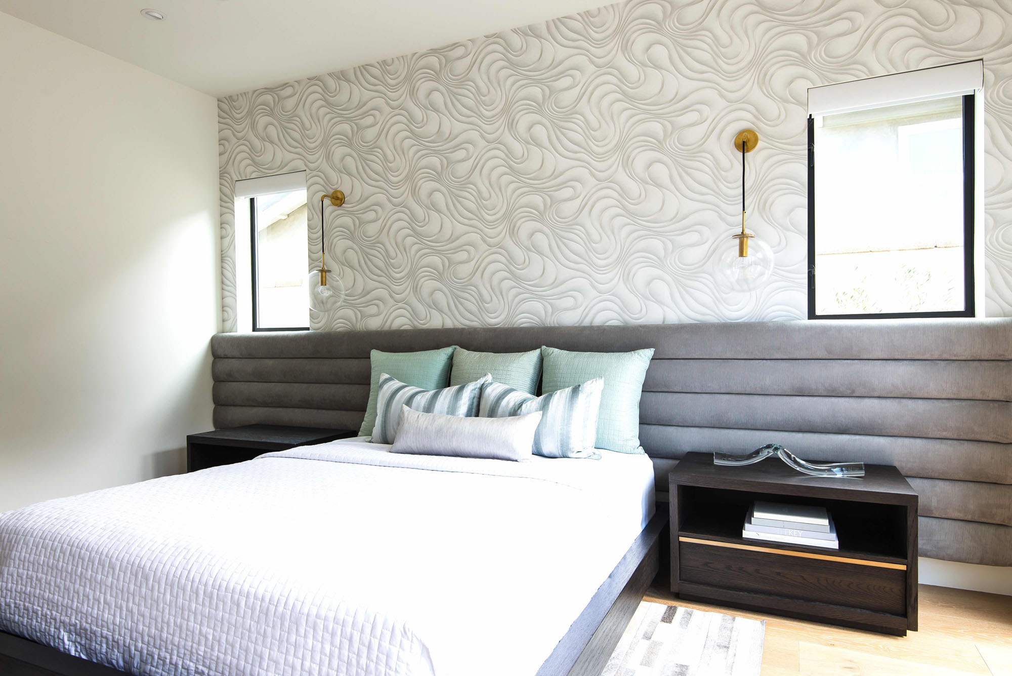 Bedroom Headboard Melissa Morgan Design