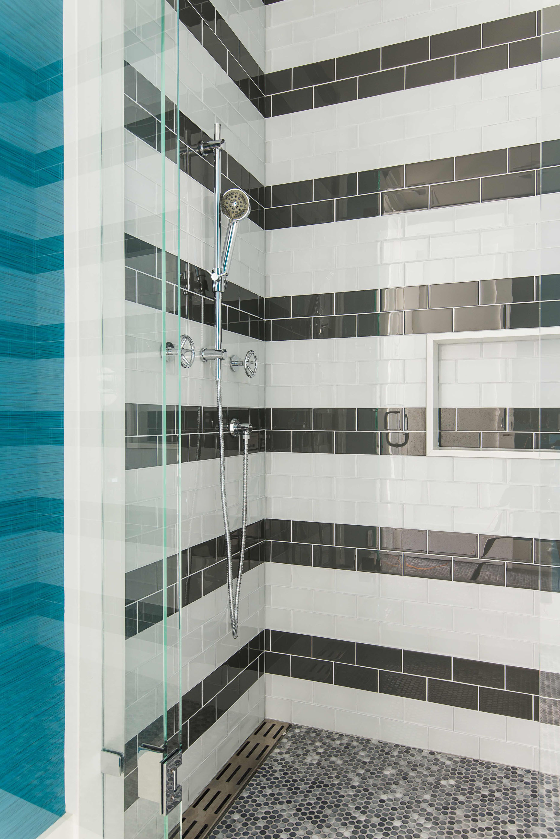 Bathroom Subway Tile Melissa Morgan Design 1
