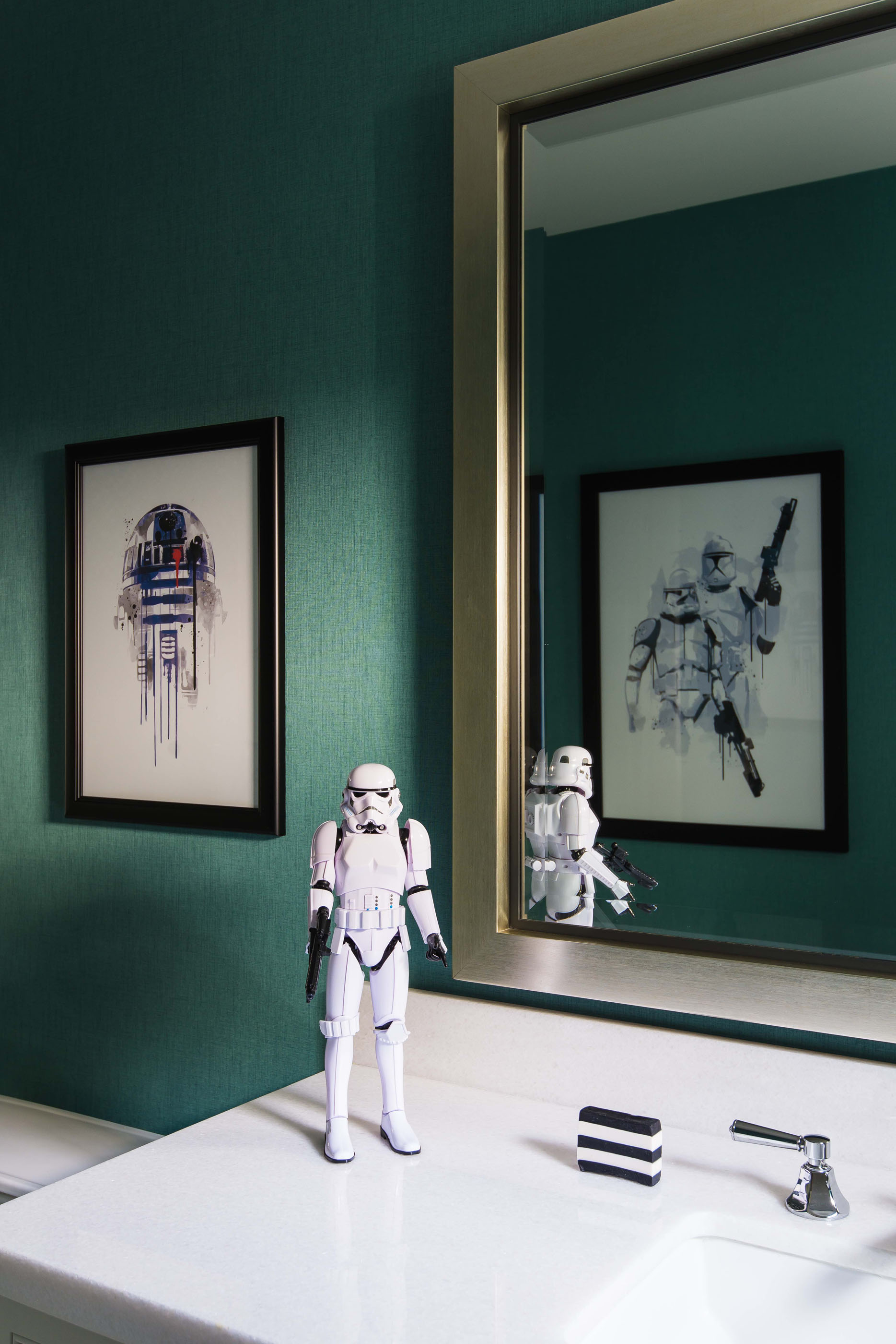 Star Wars Vanity Melissa Morgan Design