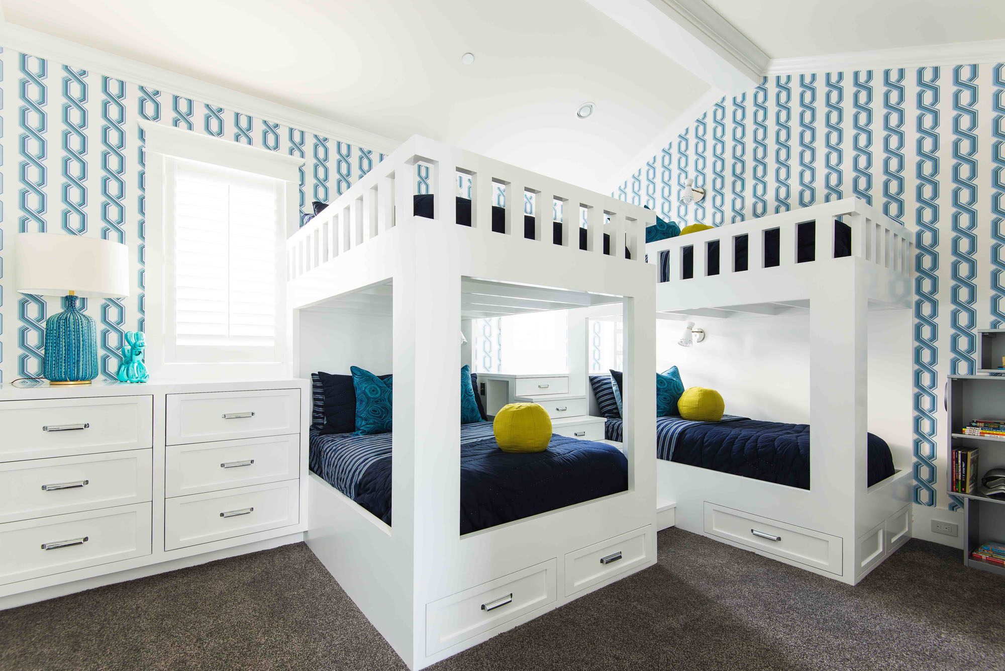 Custom Bunk Beds Melissa Morgan Design