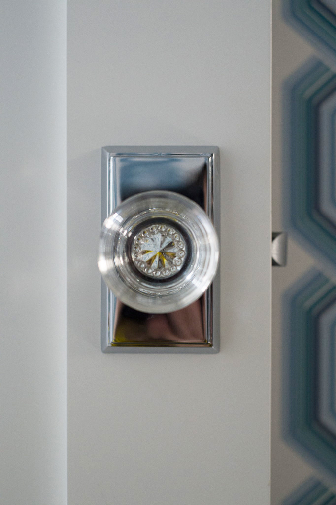 Crystal Door Knob Melissa Morgan Design