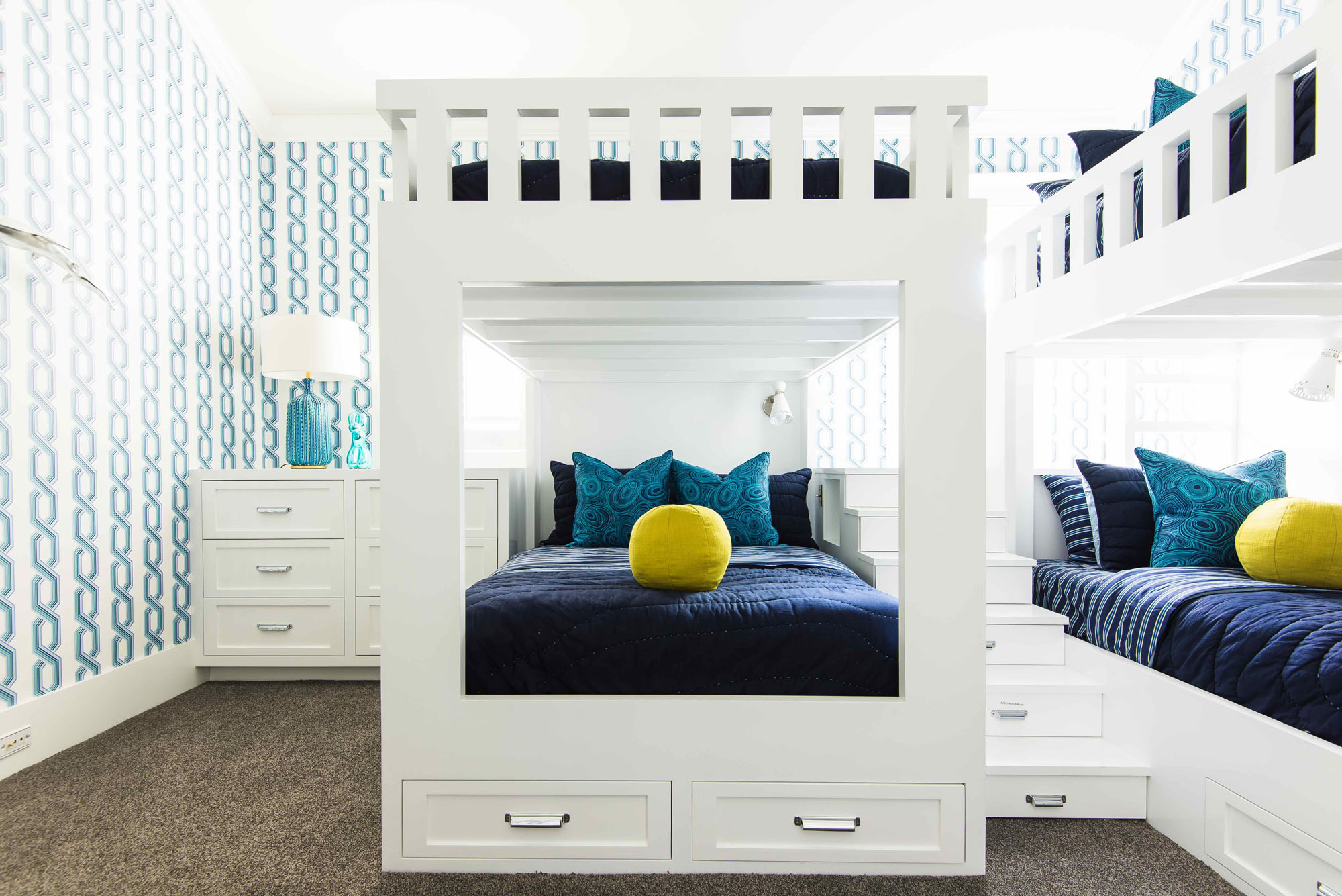 Kids Bunk Bed Melissa Morgan Design