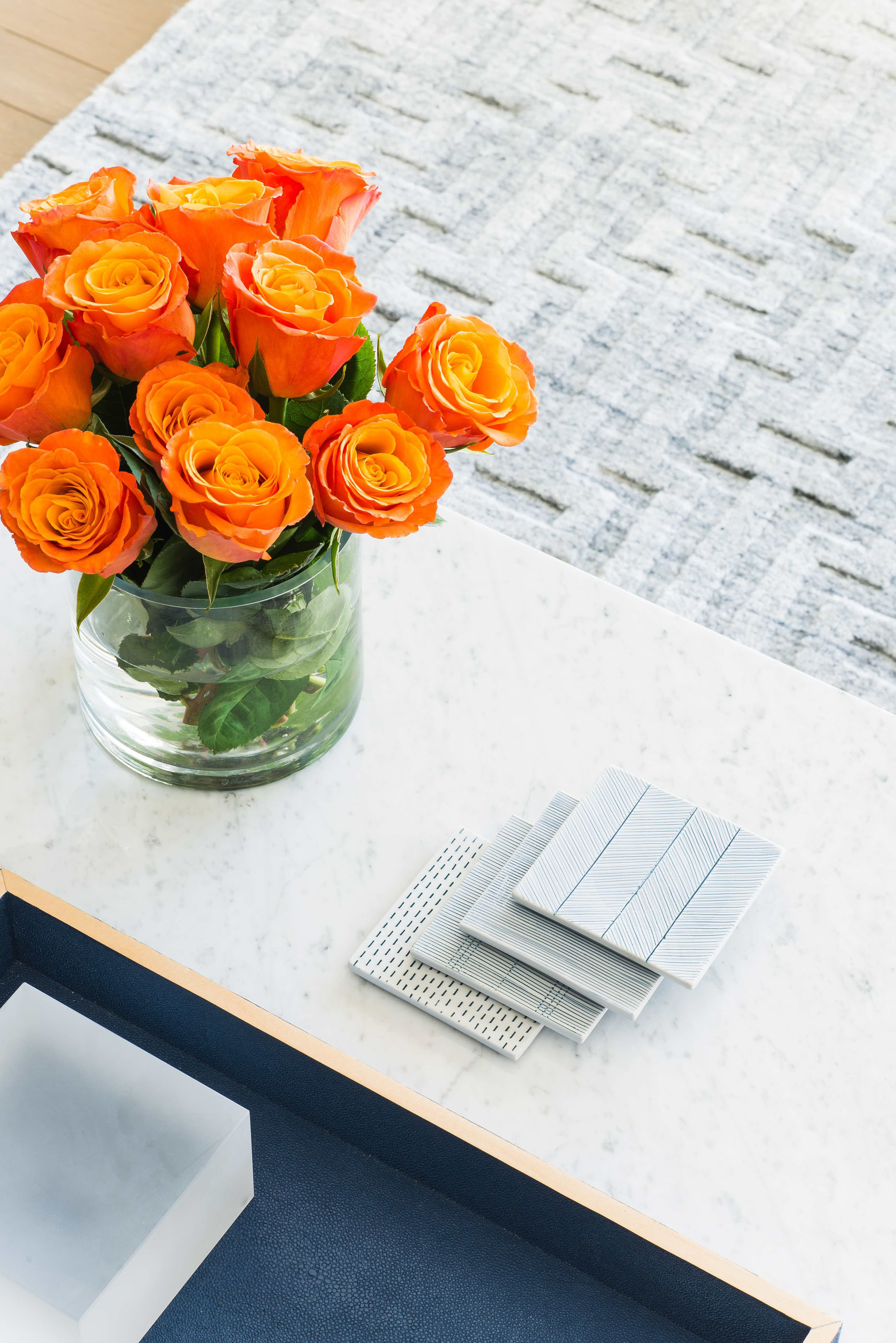 Tile Flowers Melissa Morgan Design