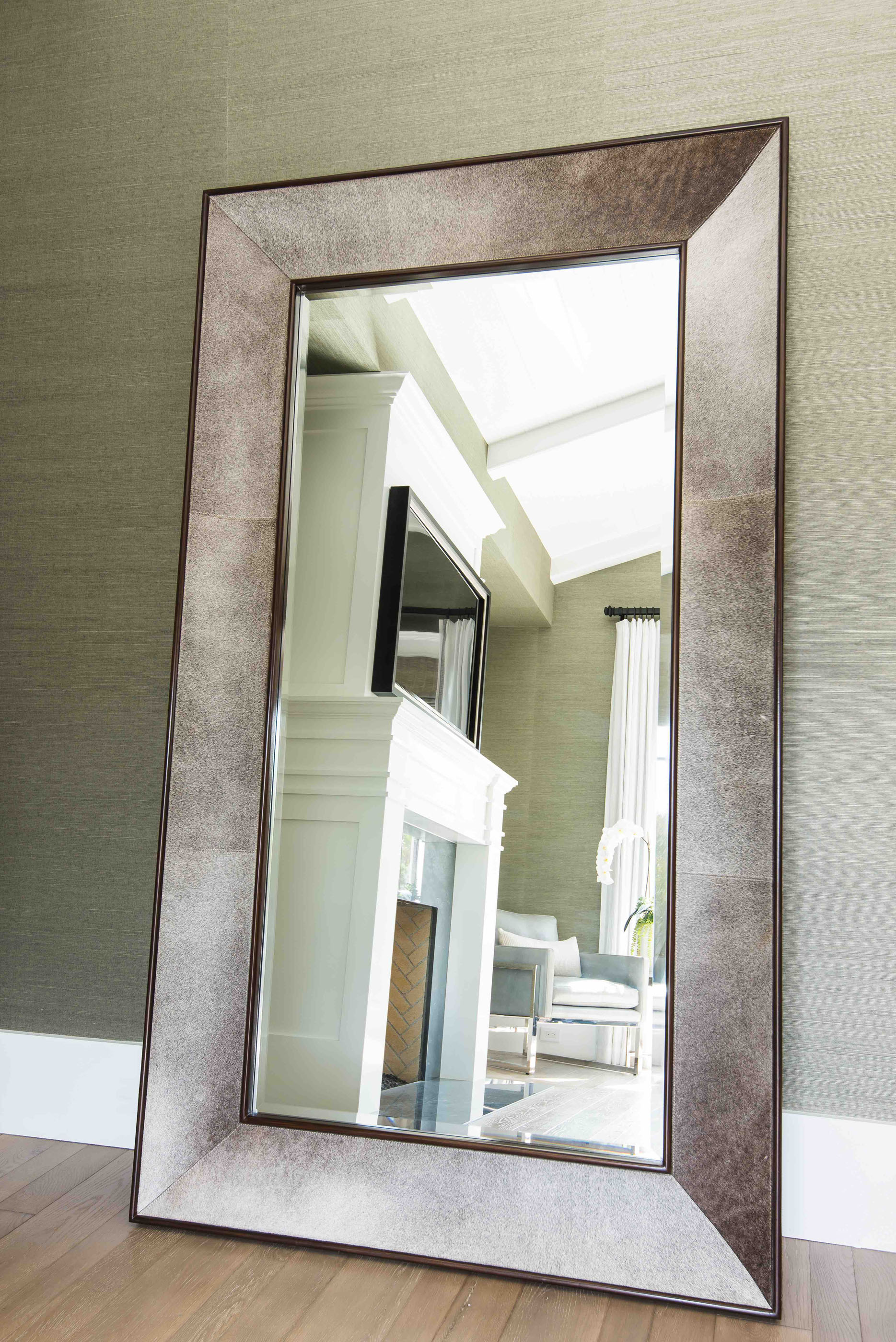 Standing Wall Mirror Melissa Morgan Design 1