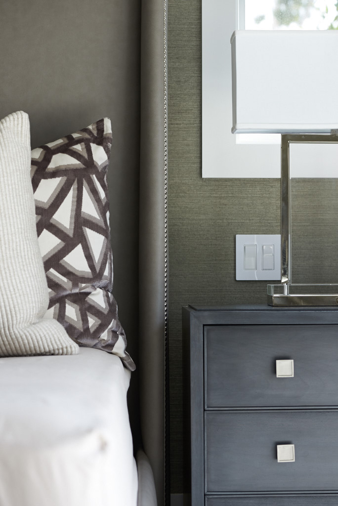 Nightstand Newport Beach Melissa Morgan Design